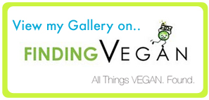 Finding Vegan gallery badge