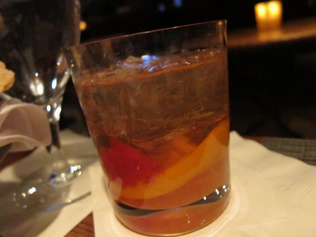 Blanton's Old Fashioned