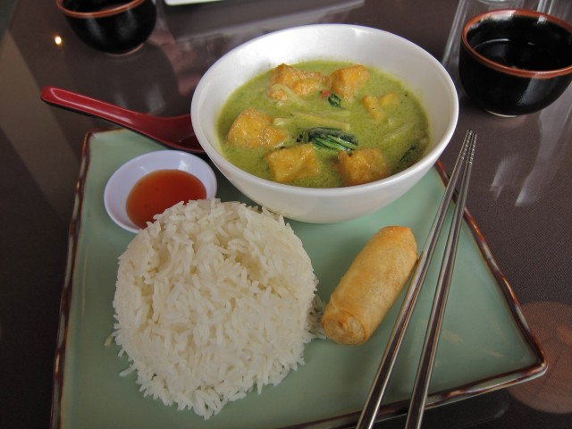 Green curry in Seattle