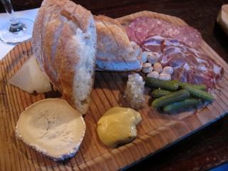 Smith charcuterie plate