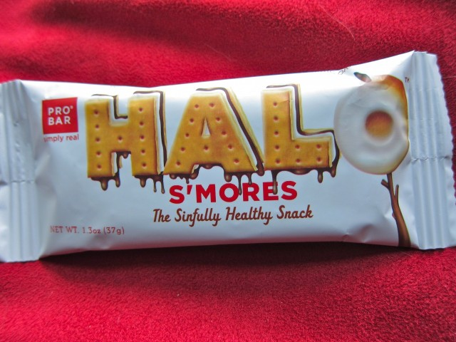 Pro Bar Halo S'mores