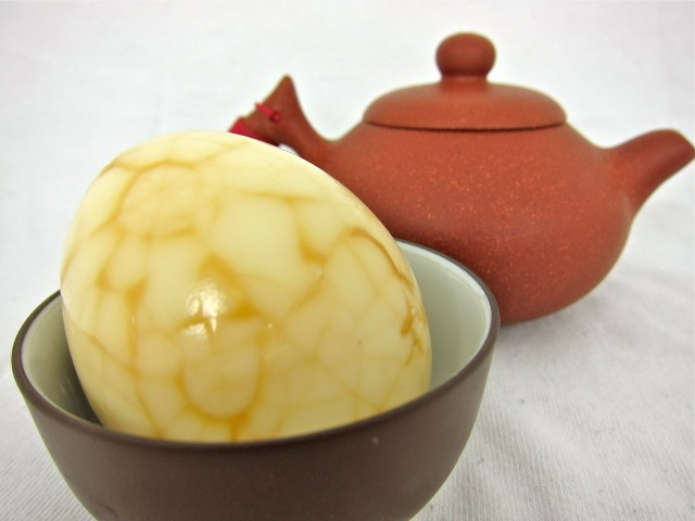 Chinese tea egg 1