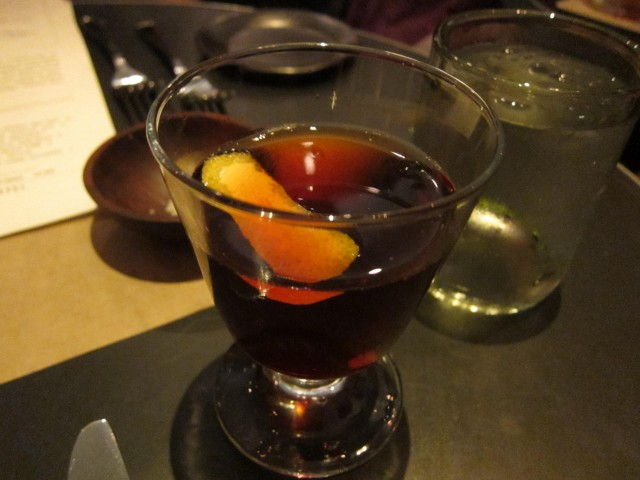 Old Pal cocktail at No. 246