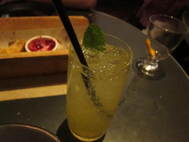 Saffy Darling cocktail at No.246