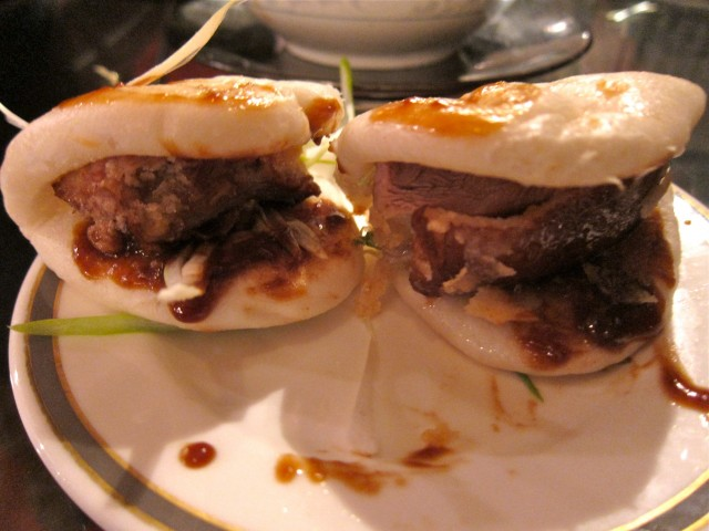 Cafe 101 duck buns