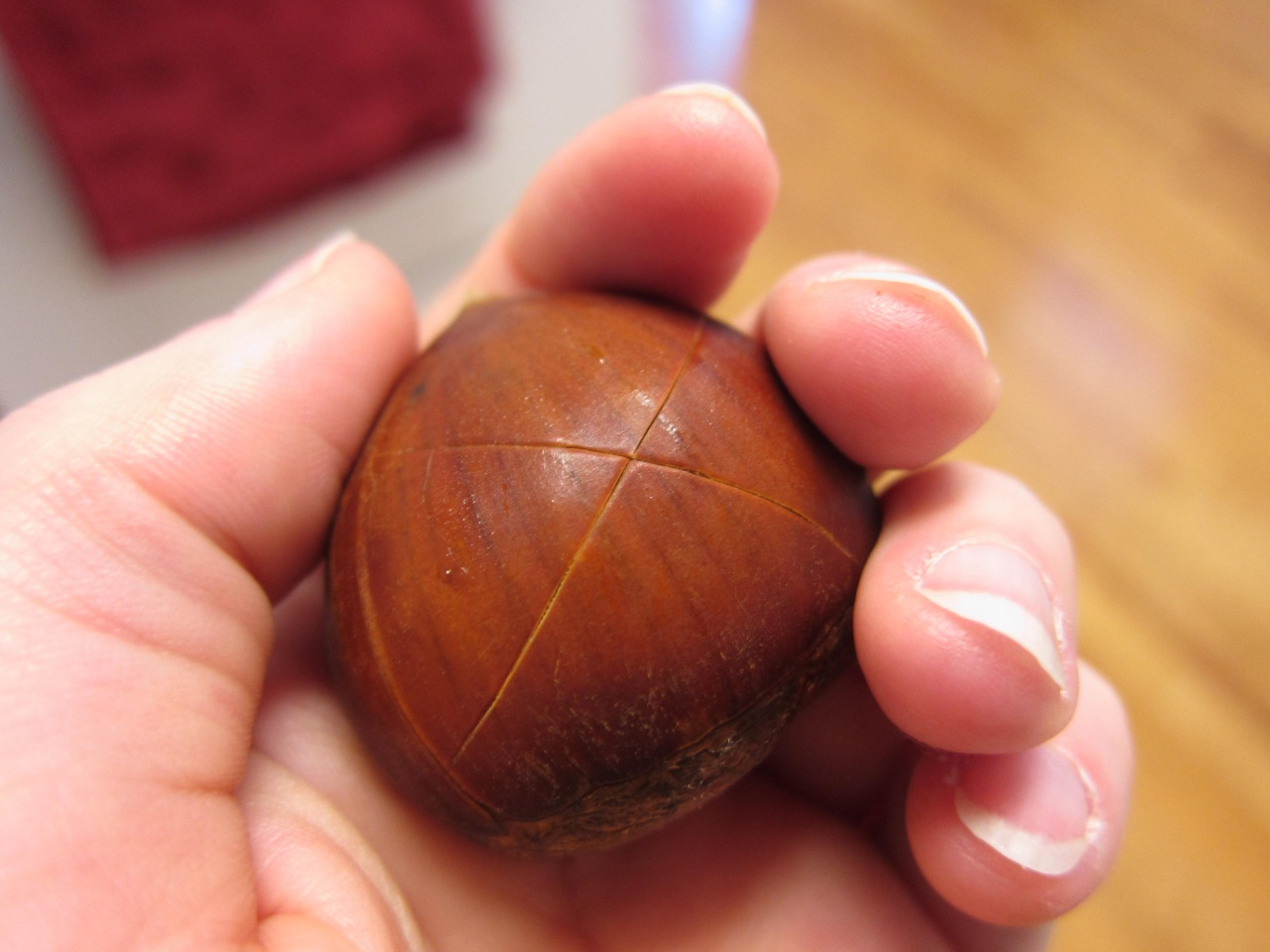 how to cook chestnuts boil then roast