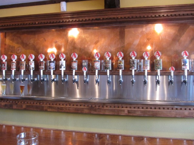 Avery tap row