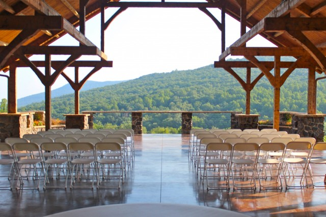Ceremony view 2