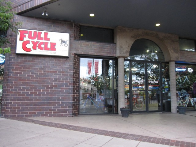 Full Cycle bike rentals and shop