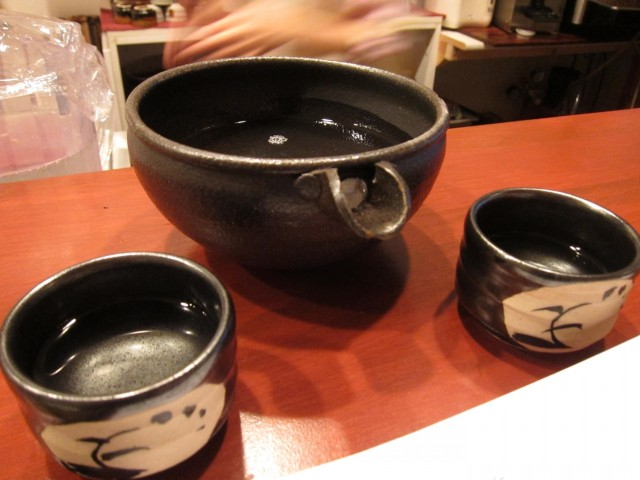 Sake at Amu
