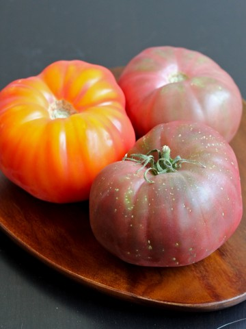 Pretty heirlooms