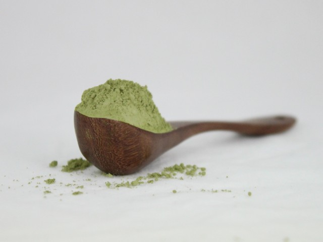 Unedited matcha photo