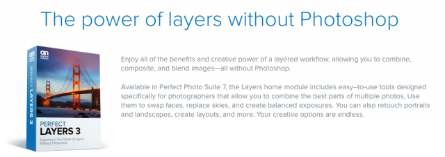 Perfect Layers info